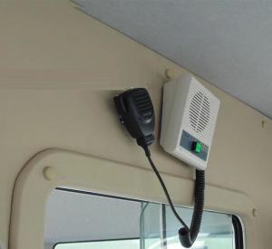 China 12v 24v car interphone ambulance intercom on sale