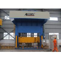 500 Ton H Frame Deep Drawing Hydraulic Press Machine For Doors And Windows Manufactures