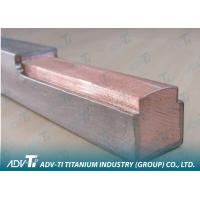 GR1 / GR2 Titanium Clad Steel Plate Square For Aerospace Manufactures