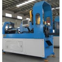 Stable Copper Tube Making Machine , CNC Tube Cutting Machine For Square Tube Manufactures