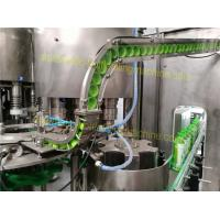 China Green Tea Bottling Juice Equipment 380V 50HZ Power Supply 6000 Bottles Per Hour on sale