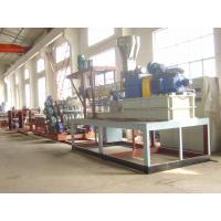 plastic film dehumidify pelletizing machine Plastic Granulator Machine Manufactures