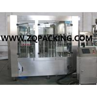 Drinking water 3-in-1 filling machine Manufactures