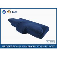 Sleep Innovations Curved Memory Foam Pillow Preventing Arm Numbness Memory Foam Back Pillow Manufactures