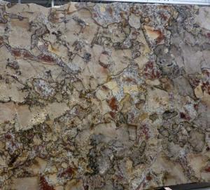 Chocolate Bordeaux Granite Stone Slabs Features Cappuccino Blocks Natural Stone