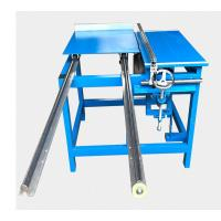 China MJ243 plywood cutting machine sliding wood vertical table panel saw for sale on sale