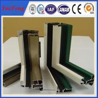 Hot selling Aluminum profiles for windows and doors made in china Manufactures
