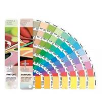 Solid Coated Pantone Color Cards , Paper Material Pantone Color Chart GP1601N Manufactures