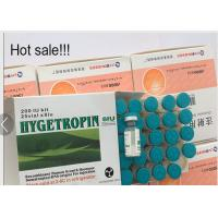 Hygetropin Human Growth Hormone 200Iu 191Aa Hgh Steroids with Delivery Safety for Mucsle Growth Manufactures