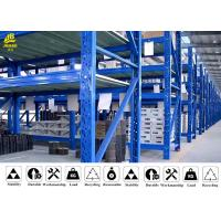 China Rust - Proof Medium Duty Steel Rack For Storage Reasonable Structure on sale