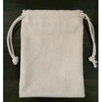 Quality 8x10 Fashion Cotton Drawstring Pouch Bag for sale