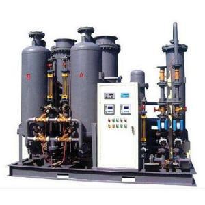 Medium capacity Automatic Processing Industrial Nitrogen Generator , Ultra High Purity Nitrogen Generator Manufactures