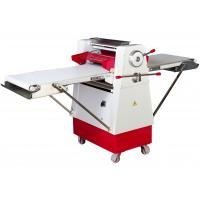 China Reversible Floor Model Pastry Sheeter Dough Roller 2430*875*1230mm Food Processing Equipment on sale