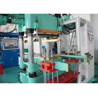Sprueless Silicone Rubber Injection Molding Machine 1000Ton For Rubber Parts Molding Manufactures