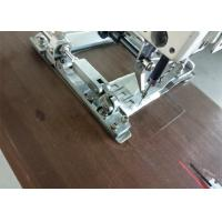 Stretch Lace Fabric Underwear Sewing Machine For women Lock Stitch Formation Manufactures