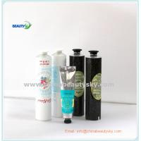China Printed Collapsible Aluminum Tubes for  Skin Care / Body care / Face Cream 30ml~120ml volume on sale
