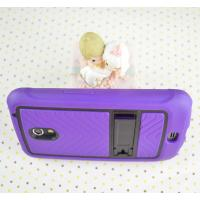 Quality Purple Samsung Galaxy Nexus i9250 Case, Stand Smart Phone Cover Protector For for sale