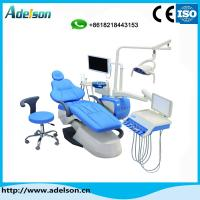 China manufacturers price belmont medical dental equipment dental chair unit price with luxury tool tray Manufactures