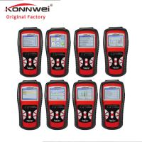 High Speed Stable  Handheld Barcode Scanner 16 Pin  High Definition TFT Screen Manufactures
