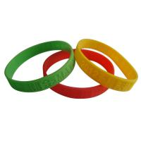 Cheap Price Hot Selling Mini Silicone Energy Bracelet with Various Colors Manufactures