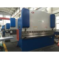 China Heavy Duty Hydraulic Bending Machine For Steel Sheet , Max Bending Length 3200mm on sale