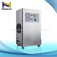 China Stainless Steel 2 - 20g Large Ozone Generator / Food Factory Water Treatment Equipment on sale