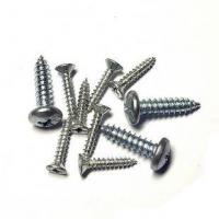Pan head self tapping screw,carbon steel, spring steel,ss,color and size to be customized Manufactures