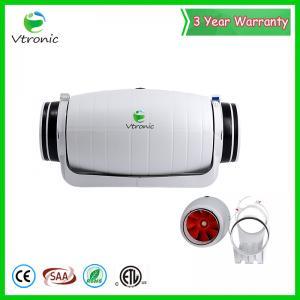 Super Silent Inline duct fan W100s-01 4 Manufactures