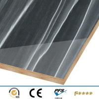 New Wood grain Melamine Faced UV Board UV Coated Plywood Board Manufactures