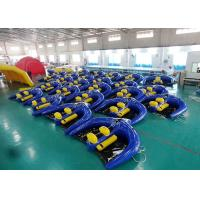 Flying Fish Water Towable Ski Tube Inflatable Flying MantaRay For Water Sports Manufactures