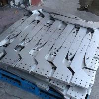Turret Punching Bending Stainless Steel Fabrication General Metal Components Manufactures