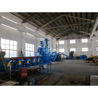 China Waste Tire Recycling Machine Rubber Powder Production Line Semi Automatic on sale