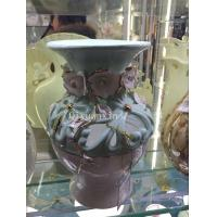 Beautiful Home decoration Vase for flower, home decoration vase,Ceramic small chinese vase cheap with seashell for hotel Manufactures