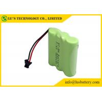 1800mah 3.6 Volt Rechargeable NIMH Battery Pack Manufactures