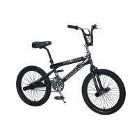 Cool Black Alloy 16inch BMX Freestyle Bikes Fixed Gear Road Bicycle For Children Manufactures