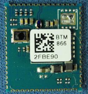 Buy cheap Bluetooth class 2 BT4.0 Multi-media aptX module-- BTM866 from wholesalers