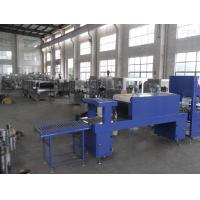 Electric Automatic Shrink Wrap Machine / Production Line CE ISO And SGS Manufactures
