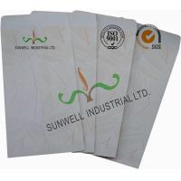 White Color Custom Printed Mailing Envelopes , Personalized Mailing Envelopes Manufactures