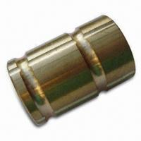 OEM/ODM Auto Precision Turning and Milled Part by Customized Parts of C2600 Brass Material Manufactures