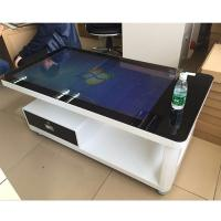 China Conference Multi Touch Screen Table Support Multi - Language High Brightness on sale