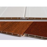 Antibacterial Wall Panel Fire Safety Brown Color 1000*500 mm Size Manufactures