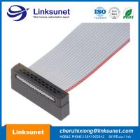 LINKSUNET 1.0MM Pitch Flat Ribbon Cable Connector 300V UL2651 - 28AWG Manufactures