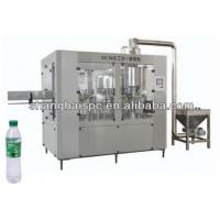 SPC CGF Automatic Beverage Filling Machine 3 In 1 Water Filling Machine Manufactures
