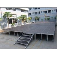 Quality 3 Level Adjustable Height 400KG Loading Capacity 4 X 8ft Anti-slip Waterproof for sale