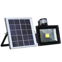 Residential Solar Powered LED Flood Light / Cool White 50W LED Flood Lamp Manufactures