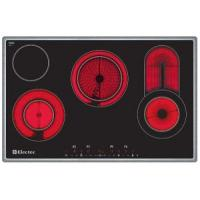 Electec Ceramic Hob with Turn off Automatically If Working Zone Vacant ,Colourful Glass Panel For Choice(CH-85A-(1))