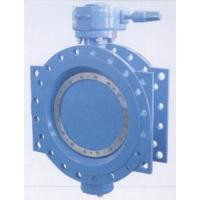 Quality Double Flanged Resilient Seated AWWA C 504 Butterfly Valves With Gear Box And for sale