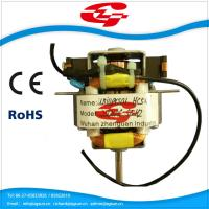 Ac motor single phase HC5417 220v/110v 50HZ/60HZ 54w Hairdryer Mixer Blender universal Motor Manufactures