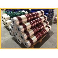 Logo Printed Aluminum Sheet Surface Protective Film PE Protective Roll Manufactures