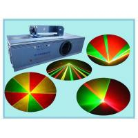 Quality Colorful RGY Mini Laser Stage Lighting For Stage Show / Concert Laser Show for sale